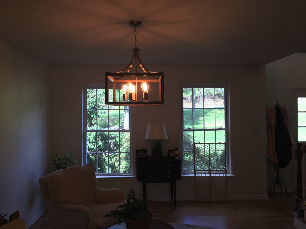 Kitchen-and-Dining-Electrical-Lights-Installation-Morgantown-PAIMG_2706