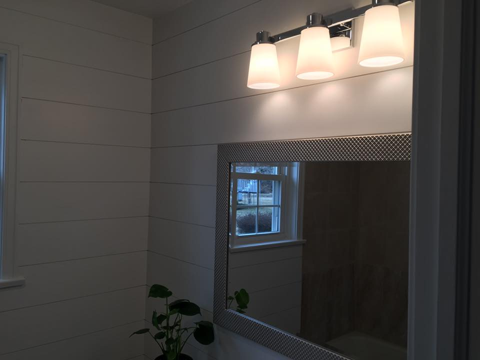 Coatesville Electrical Bathroom Lighting