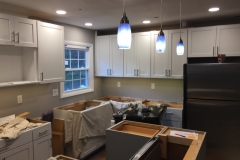 Kitchen and Dining Electrical Lights Installation Morgantown PAIMG_2711