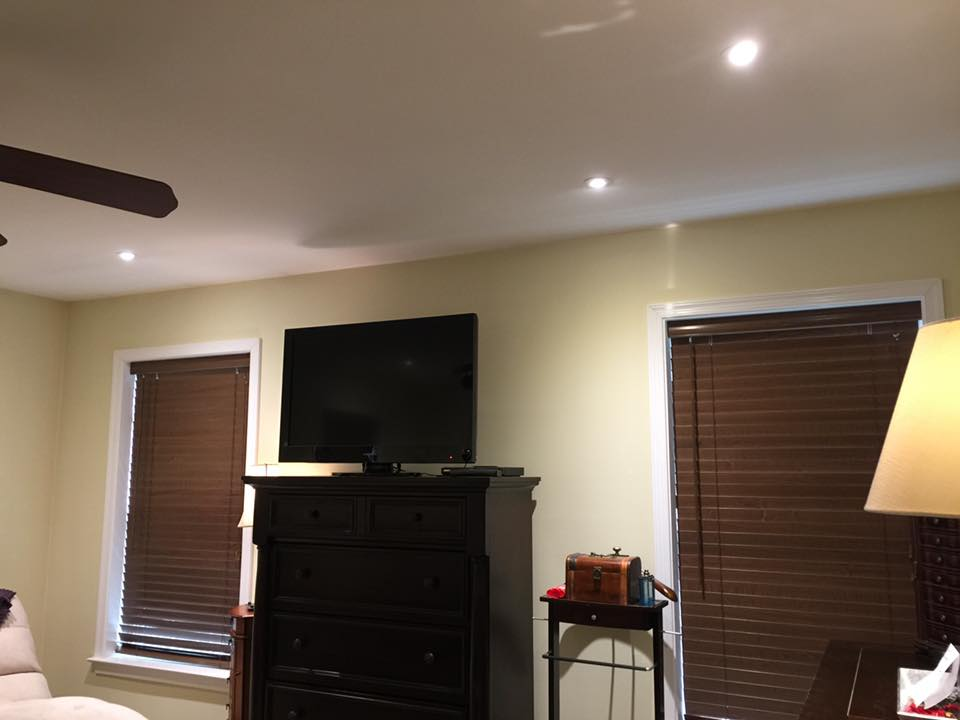 Mohnton Electrical Recessed Lighting installation
