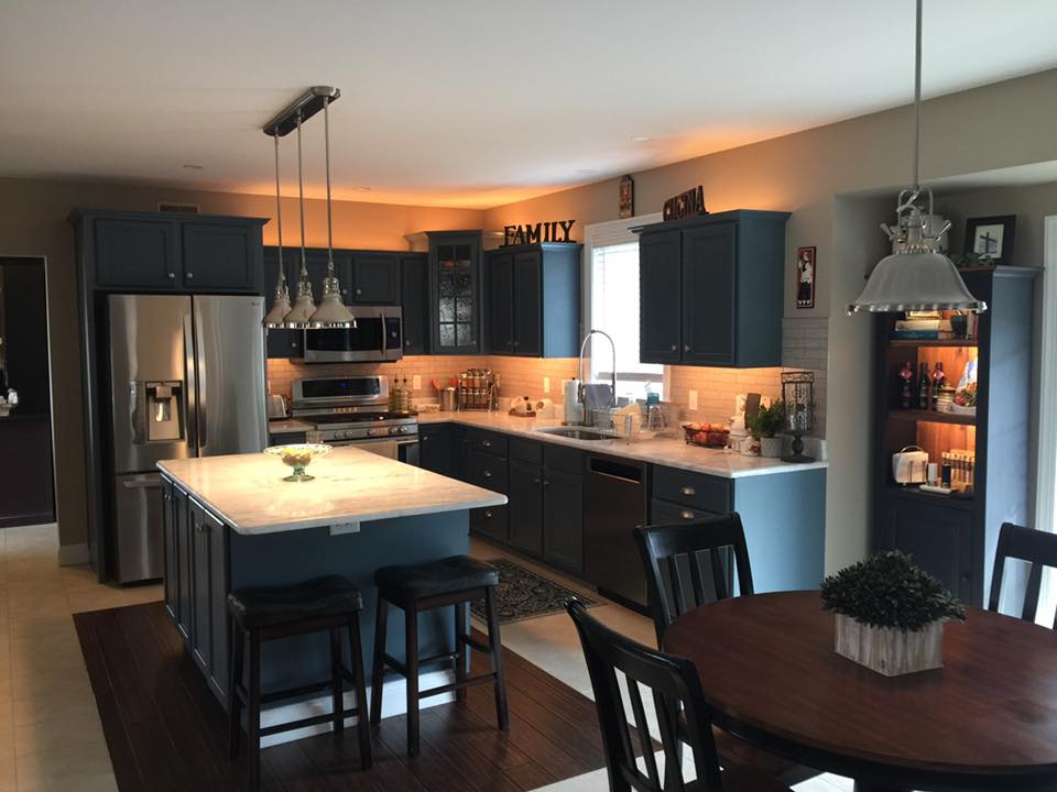 Mohnton Electrical Kitchen Lighting installation