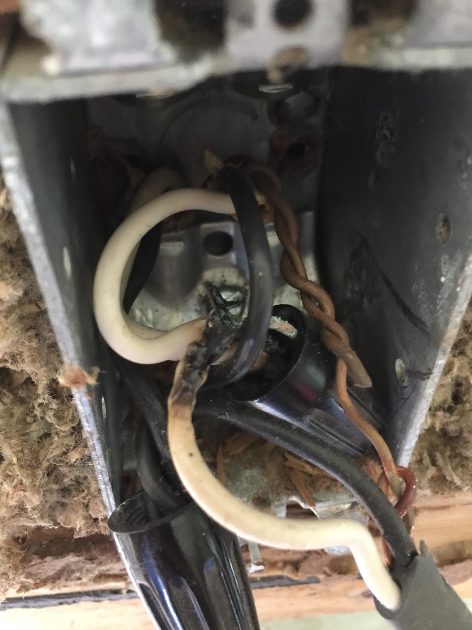 Flipped House Electric Rewiring - A and M Electric, LLC