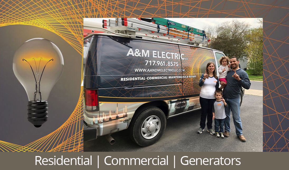 A and M Electric Service Denver PA